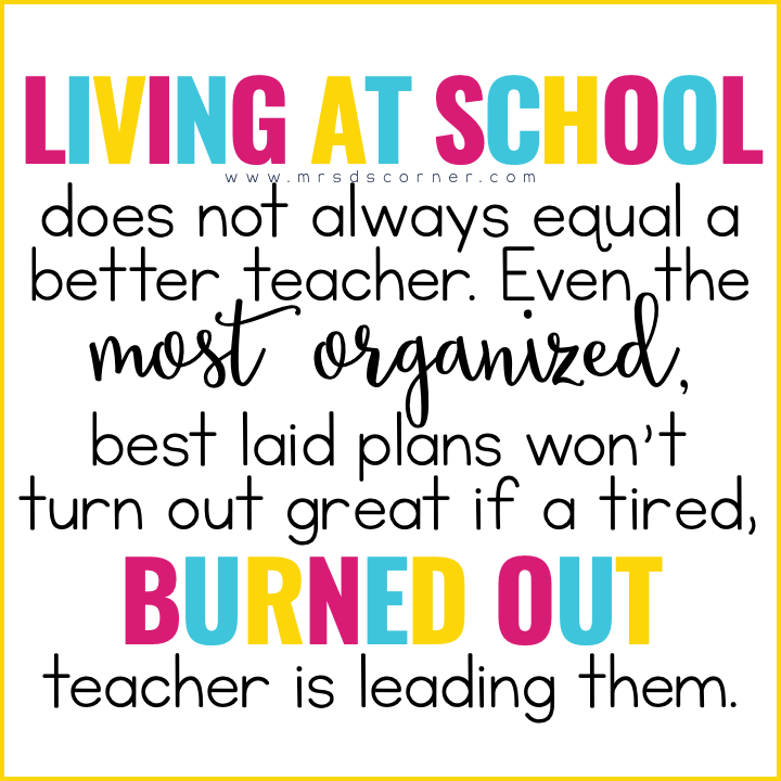 busy teacher life quote 2
