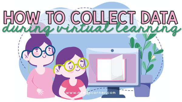 Ways to Collect Data During Virtual Teaching blog header