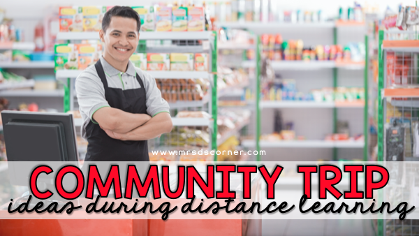 Community Trip Ideas During Distance Learning
