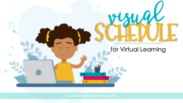 Visual Schedules During Distance Learning | SPED Connection