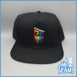 Alphabet Mafia Hat