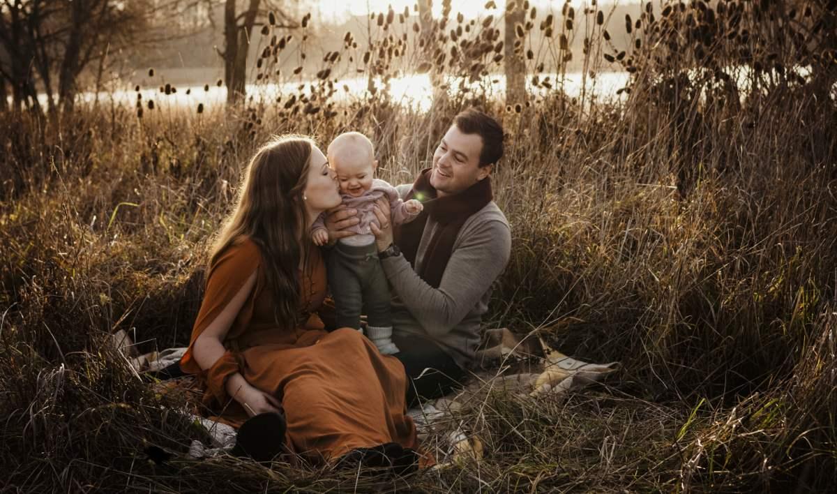 Familjefotorgafering