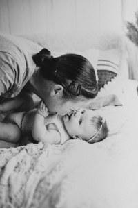 Barnfotografering Ida 6 månader 1-2 3