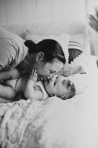 Barnfotografering Ida 6 månader 1-4 3