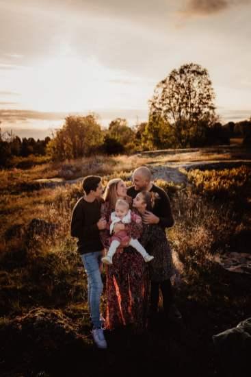 Familjefotografering Nyström Stockholm-3