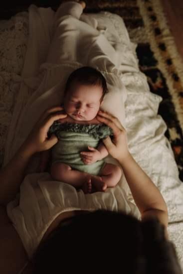 Nyföddfotografering Olivia Stockholm-21