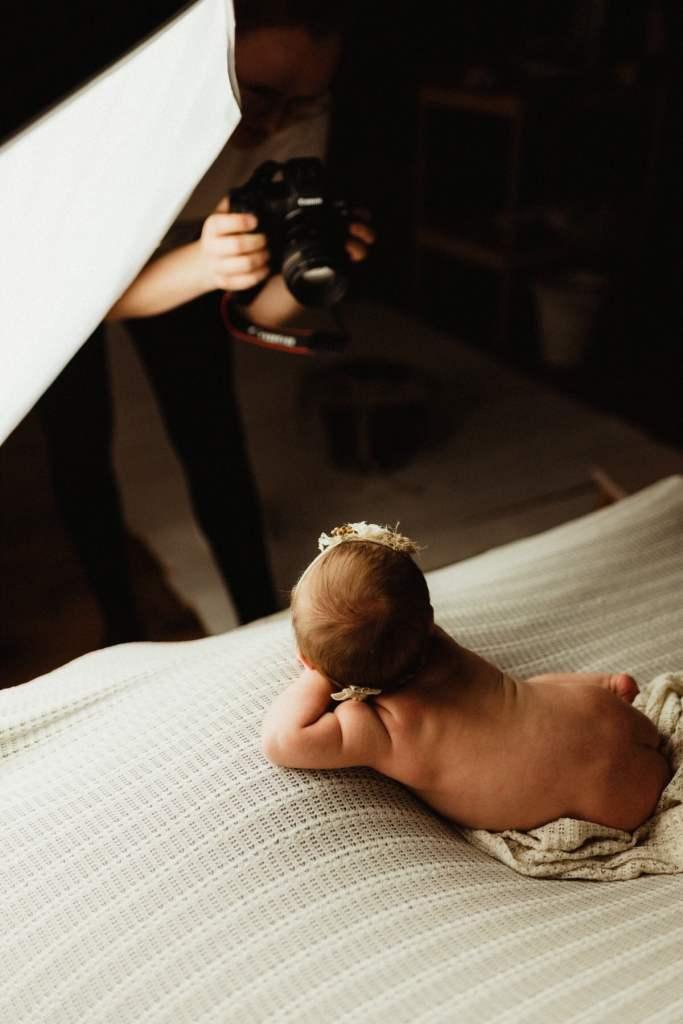 Workshop - Nyföddfoto 1
