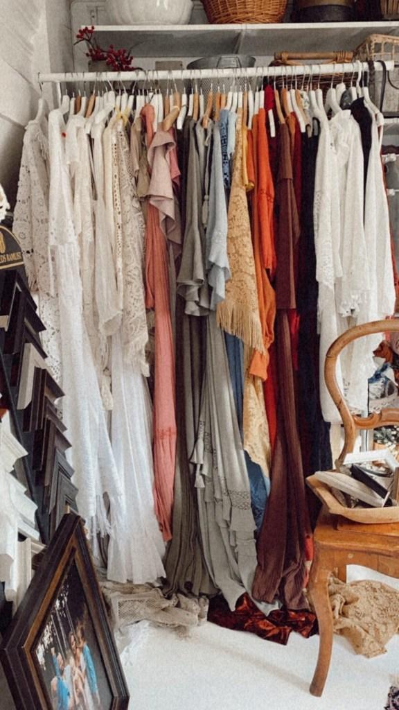 Klänningar ur rekvisita garderoben - vår 1