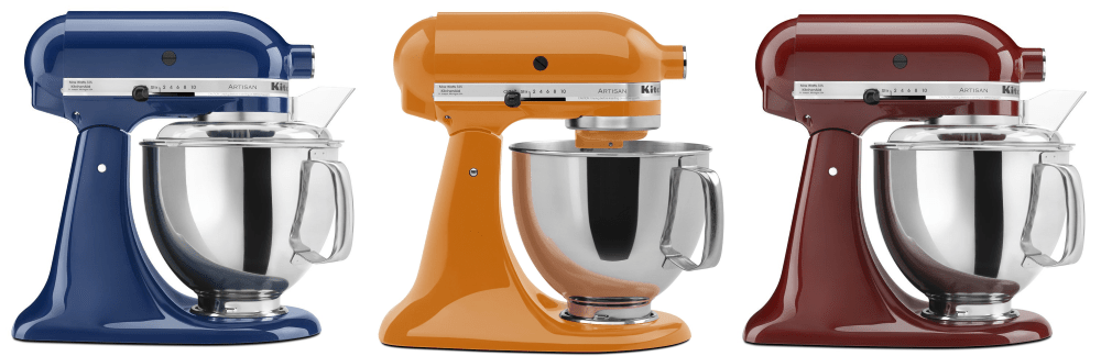 Amazon: KitchenAid Artisan Series 5-Qt. Stand Mixer with ...