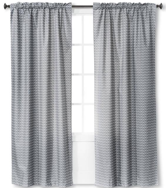 target-chevron-curtain-panels