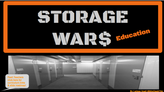 Screenshot Storage Wars Title @MrsGeekChic