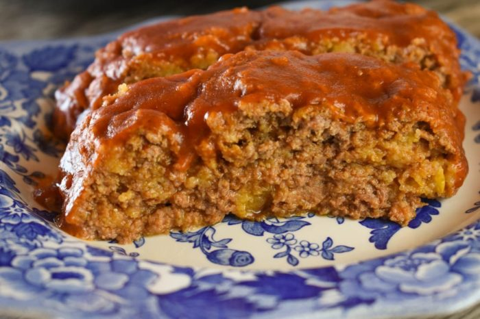 Crockpot Enchilada Meatloaf
