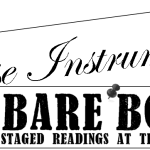 Base Instruments to have staged reading with Bare Bones at Theatre@First!