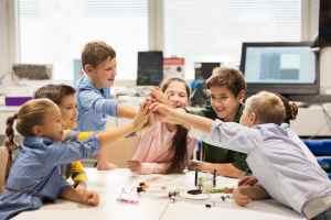 parent communication | classroom culture | virtual high fives | sending good news