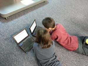Google Docs | collaborative learning | students collaborate | working together