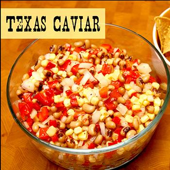 Mrs. Padilly's Texas Caviar Recipe