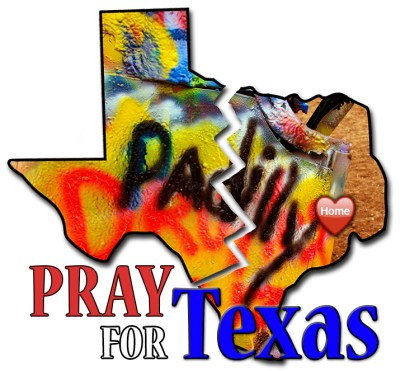 Mrs. Padilly's Please Pray for Texas
