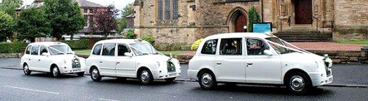 Wedding Taxi Scotland