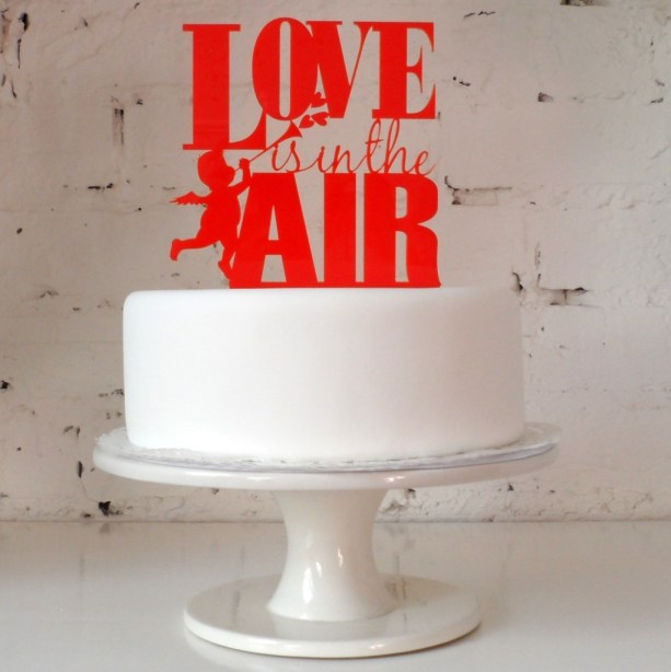 Miss Cake - Laser Cut Cake Toppers