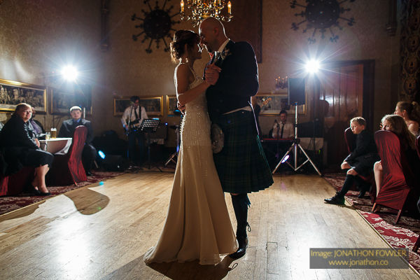 Dalhousie Castle wedding photos by Edinburgh wedding photographer-1065
