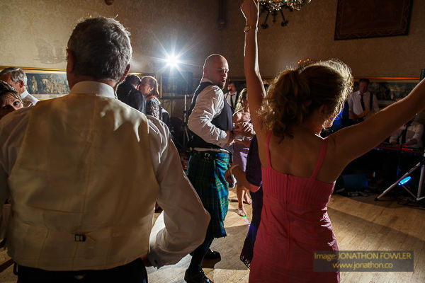 Dalhousie Castle wedding photos by Edinburgh wedding photographer-1069