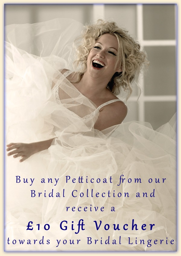 Bridal Petticoat Offer