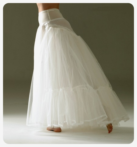 Bridal Petticoat 172 at Moonrise Lingerie