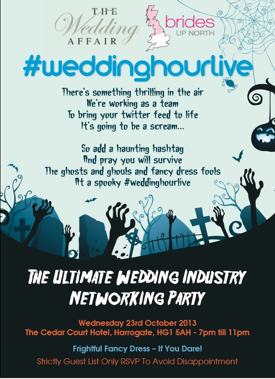 #weddinghourlive
