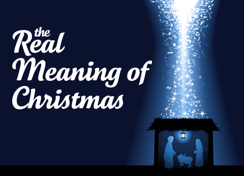 real meaning of christmas, christmas story, birth of jesus, christmas star, stable in Bethlehem, plans and presents blog