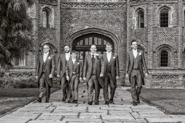 Layer-Marney-Tower, Pengelly-Photography, groom and groomsmen