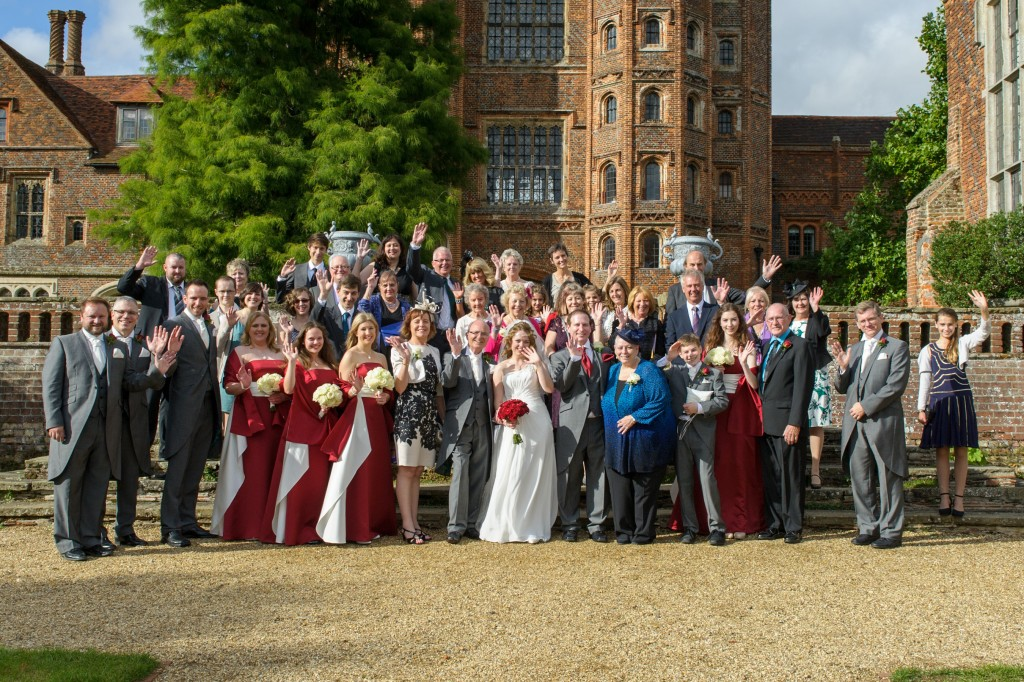 Layer-Marney-Tower, Pengelly-Photography, group shot