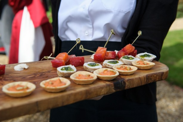 Layer-Marney-Tower, Pengelly-Photography, canapes
