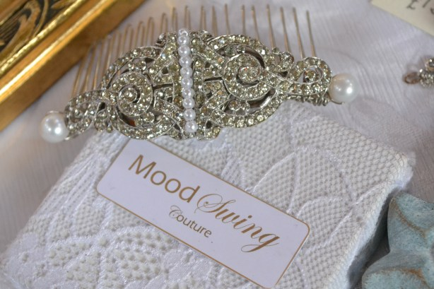 great gatsby comb, moodswing couture london