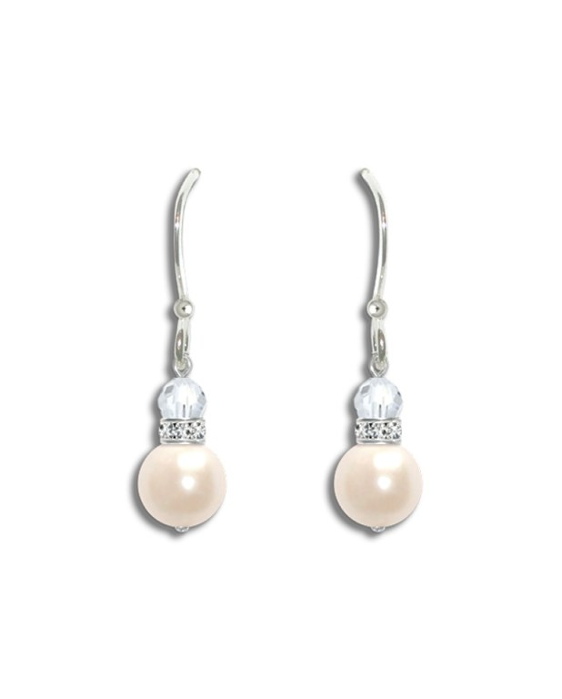Crystal Elegance Earrings, £24, Chez Bec, ready to wear collection