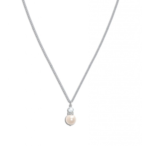 Crystal Elegance Pendant,  £28, Chez Bec, ready to wear collection