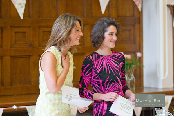 Winchester wedding photography, Martin Bell Photography, wedding readings