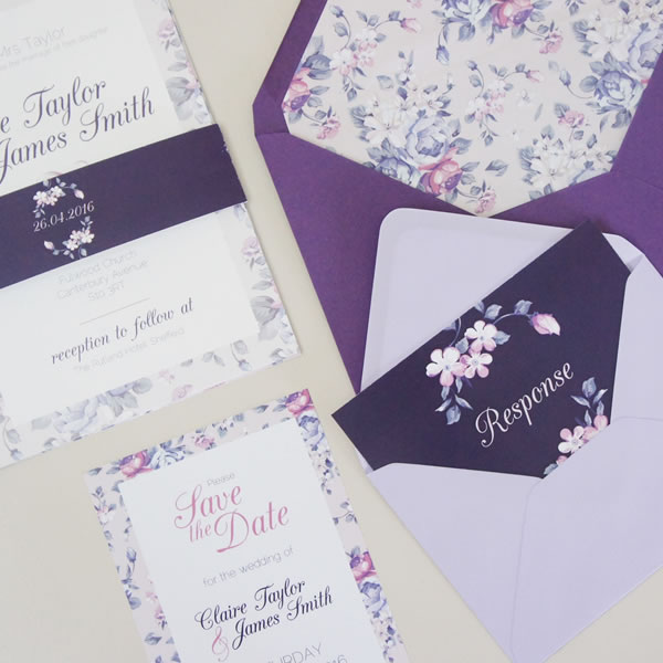 Lainie design, becky lord design, wedding stationery