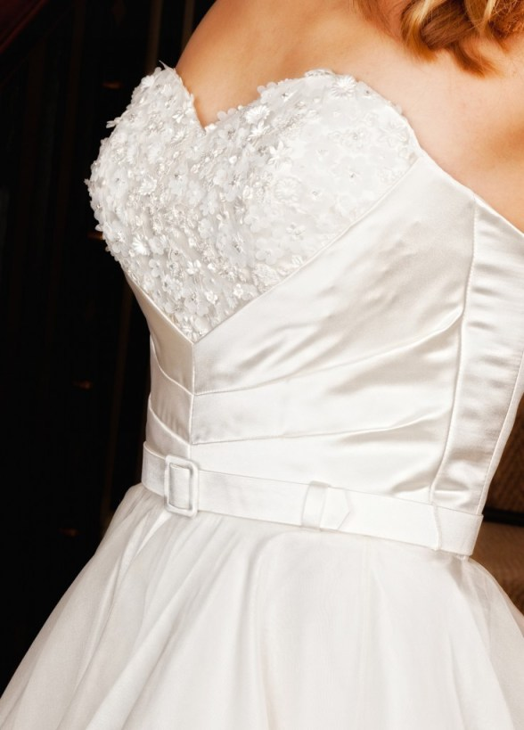 Olivia  - Love & Romance Collection - Qiana Bridal (close up,)