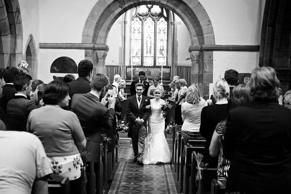 recessional, wedding ceremony, david perkins wedding photography