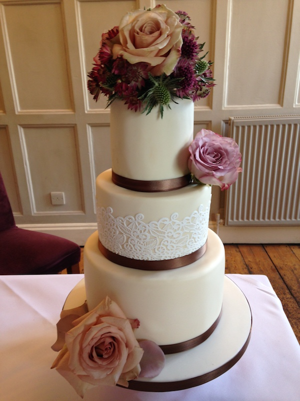 bespoke wedding cake, the vanilla pod bakery cheltenham