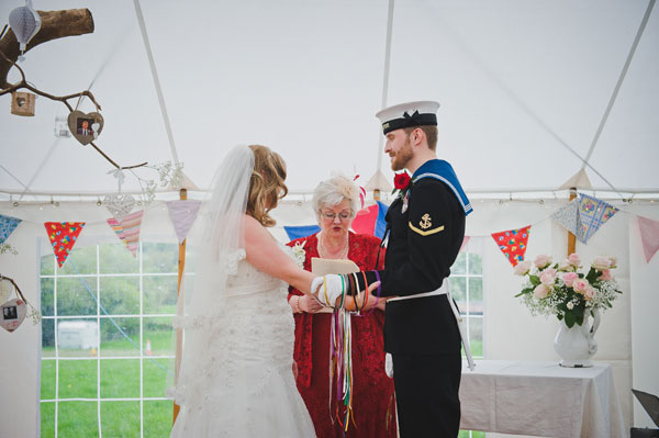 Cloud9-Wedding-Photography, humanist wedding ceremony, tying the knot, navy groom