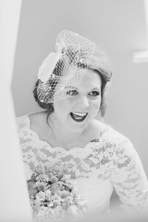 bride, georgina harrison photo