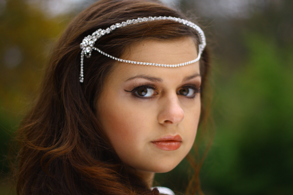 susan dick jewellery, bridal accessories