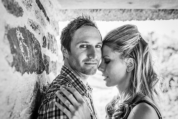 rustic  engagement shoot, nick rutter photo