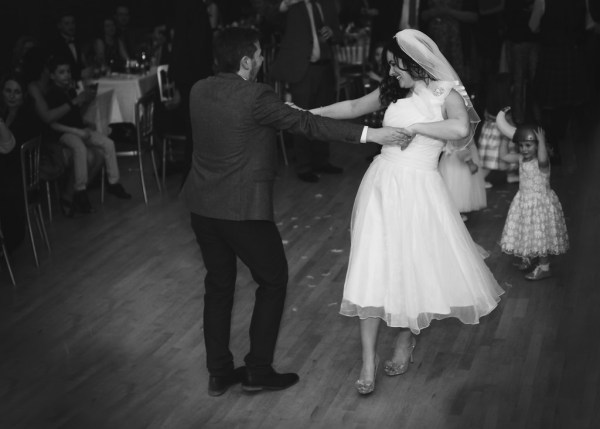 first dance, nicky cooney photo
