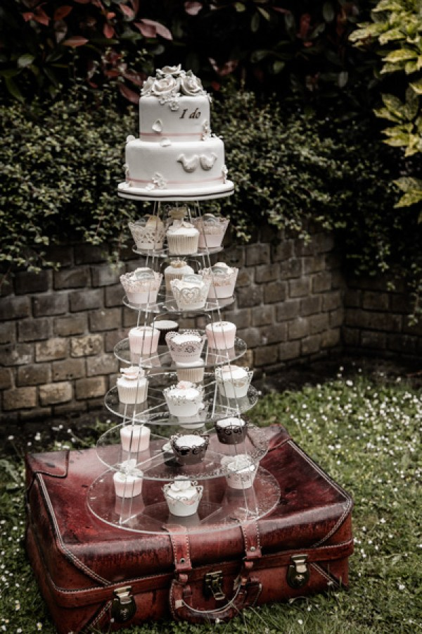 celebration cakes by catherine scott,  Vintage Tea Party inspired Wedding Shoot , Styling by 9ice Events, Photography by Elysium Photography