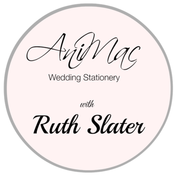 Graphic Wedding Invitations , Animac designs, ruth slater artist
