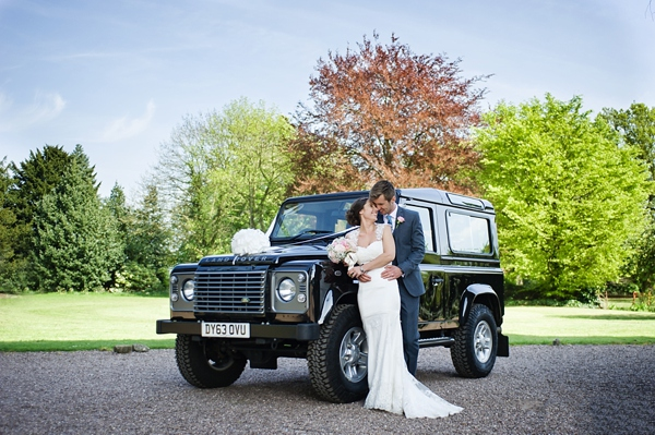 Bishton hall wedding, Cris lowis photo, stafford landrover