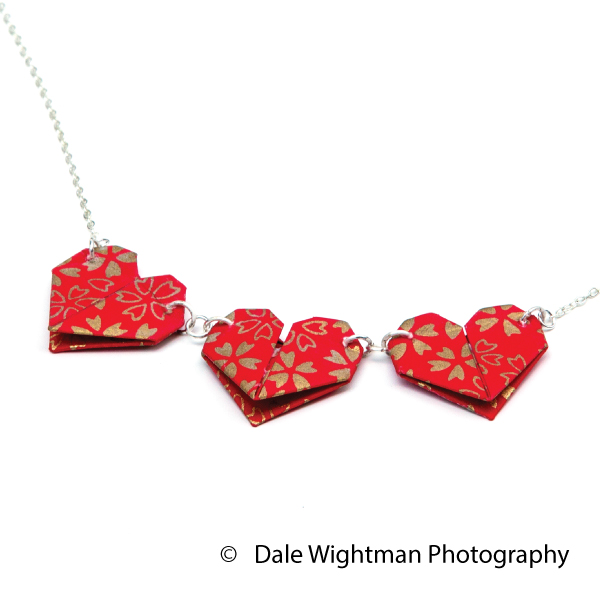The-Origami-Boutique-Three-Heart-Paper-Necklace