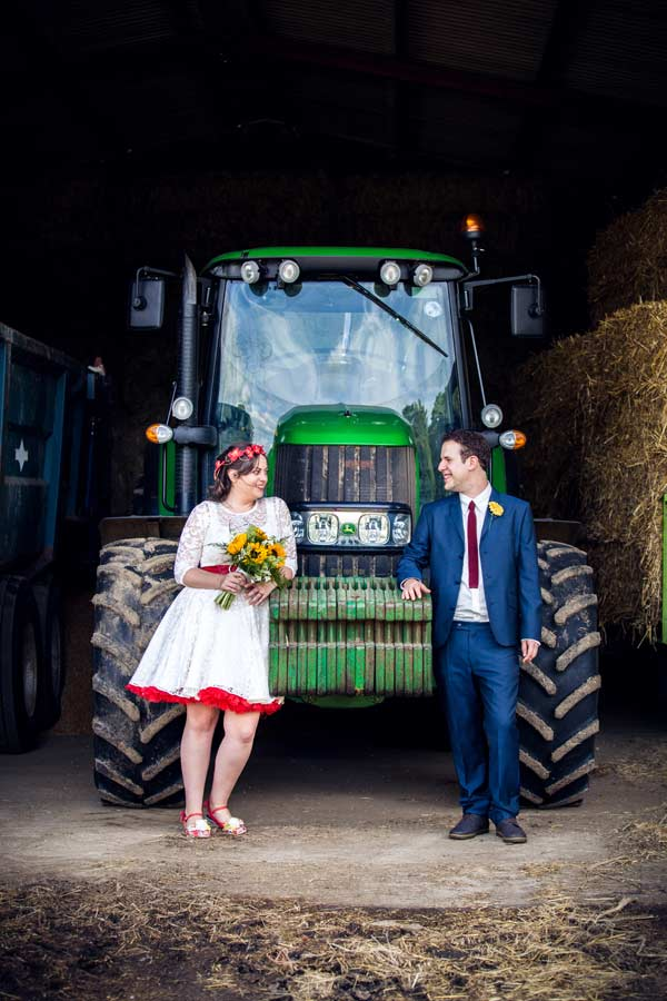 Sussex Barn Wedding,  FitzGerald Photographic